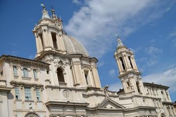 Chiesa di S,Agnese a Piazza Navona