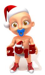 Baby Jake christmas