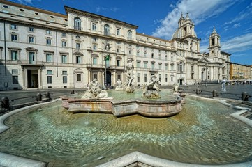 Fontana di piazza Navona