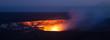 Leinwanddruck Bild - Halemaumau Crater