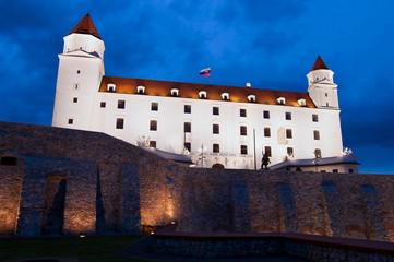 Castle of Bratislava, Slovakia
