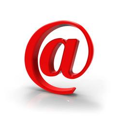 E-Mail Zeichen