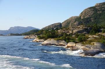 balade sur le Sognefjord (Norvège)