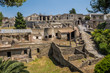 Roman ruins in Pompei, Italy - 72117966