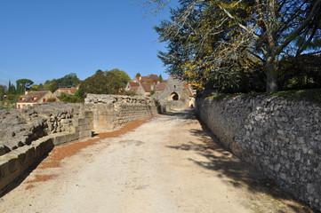 chemin de garde remparts
