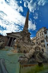 fontana pantheon