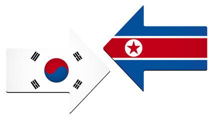 Conflict *** Südkorea-Nordkorea