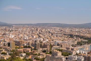 Landscape from Palma