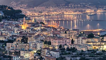 View on Vietri sul Mare, Italy