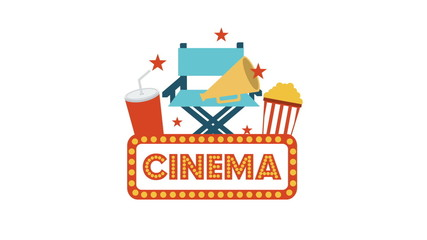 Cinema Animation, HD 1080