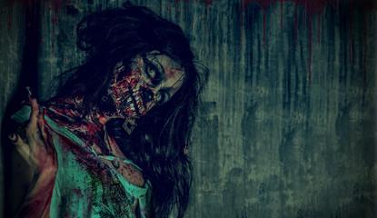 fear zombie