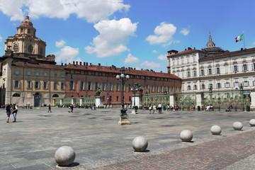 San Lorenzo und Palazzo Reale