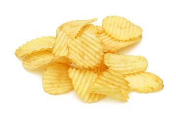 Chips de pomme de terre - Potatoe chips