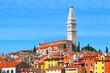 canvas print picture - Rovinj, Croatia