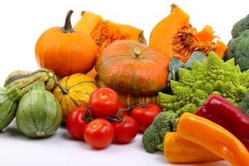 Verdura e ortaggi