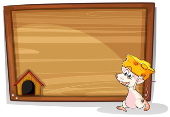Mouse and sign © GraphicsRF
