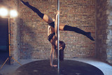 Fototapety Pole dancer