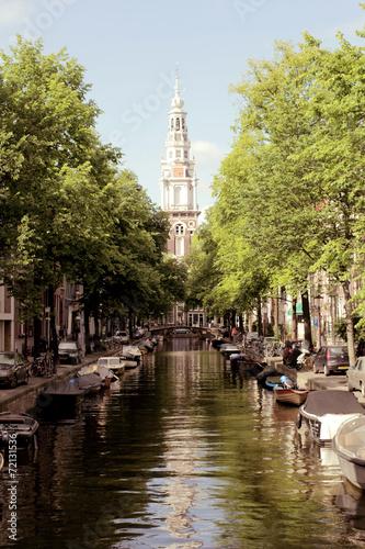 Plexiglas Amsterdam amsterdam