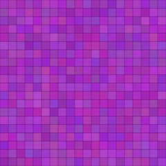 Background with violet squares. Raster.