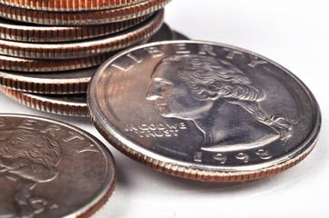 quarter coins