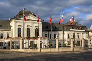 President Palace in Bratislava