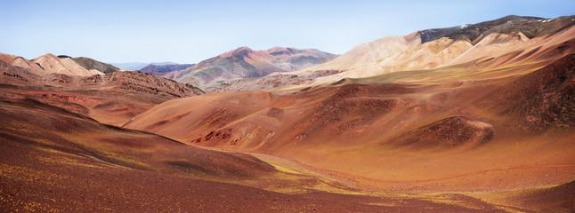 Mountain Plateau Puna, Northern Argentina