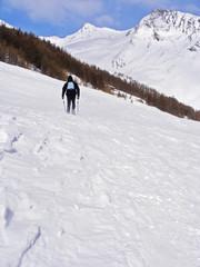 Ciaspolata invernale