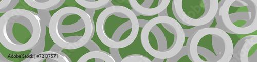 Naklejka abstract panorama