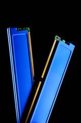 Photo of DDR RAM memory module