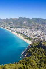 Mediterranean Sea -  Alanya, Turkey