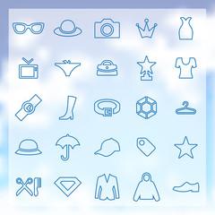 25 fashion icons