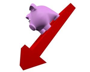 Verlies op spaarrente