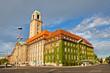 Berlin-Spandau Town Hall (Rathaus Spandau), Germany
