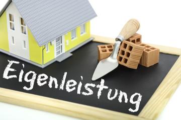 Finanzierung mit Eigenleistung durch Ausbauhaus