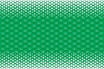 背景素材壁紙(ディザと六角タイルの模様)