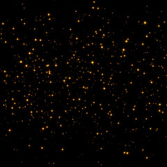 glittering sparkle background