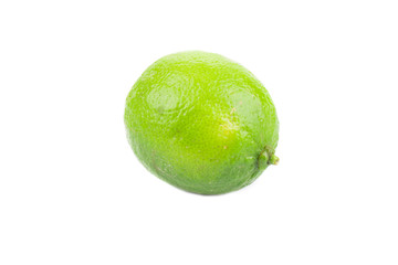 Whole fresh lime