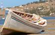 barque rodriguaise de pêche traditionnelle