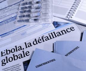 ebola,épidémie,risque mondial