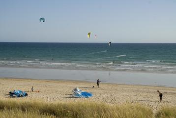kitesurf, Bretagne, 56