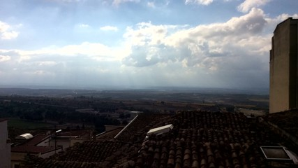 Panorama Minervino Murge