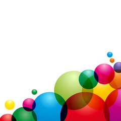 .Vector Balloon Background
