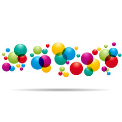 .Vector Balloon Background