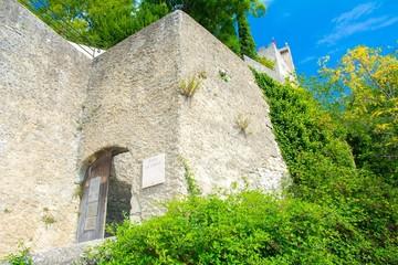 Tour de Crest dans la Drôme