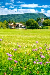 Magnifique village en France