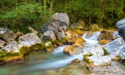 Magnifique cascade