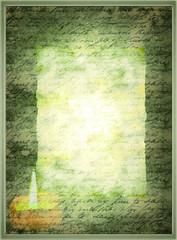 Urkunde Alte Schrift