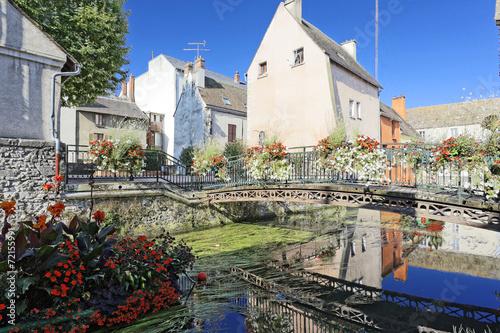 Papiers peints Ville sur l eau Montargis 4