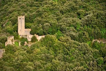 Il Fortilizio dei Mulini, Ponte delle Torri, Spoleto