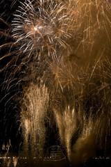 Fireworks in Bordeaux